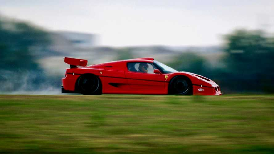 Was The Ferrari F50 GT The Greatest Car To Never Race?