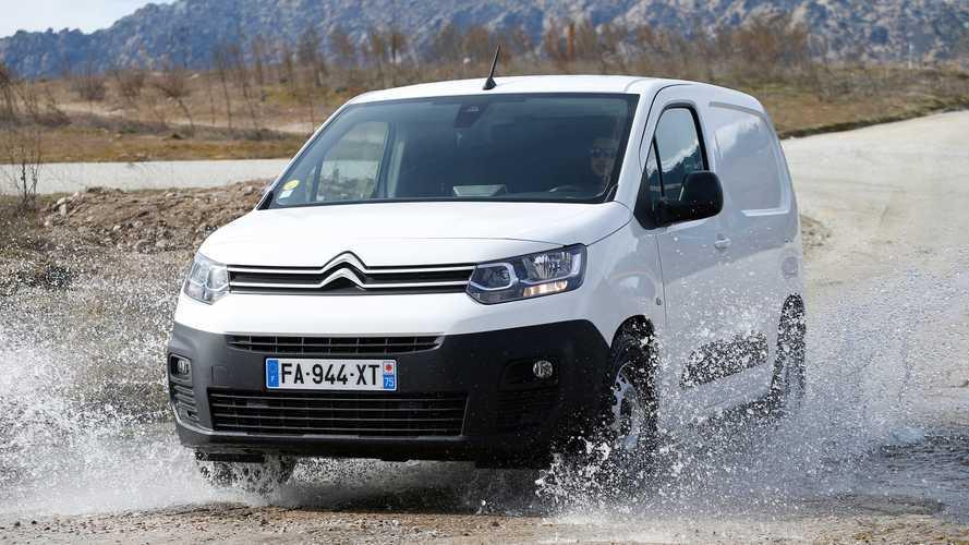 Primera prueba Citroën Berlingo Van 2019: compañero de trabajo