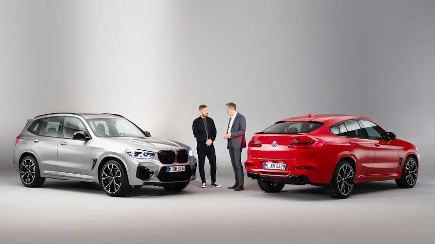 BMW X3 M and BMW X4 M Studio