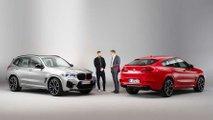 BMW X3 M und BMW X4 M Studio