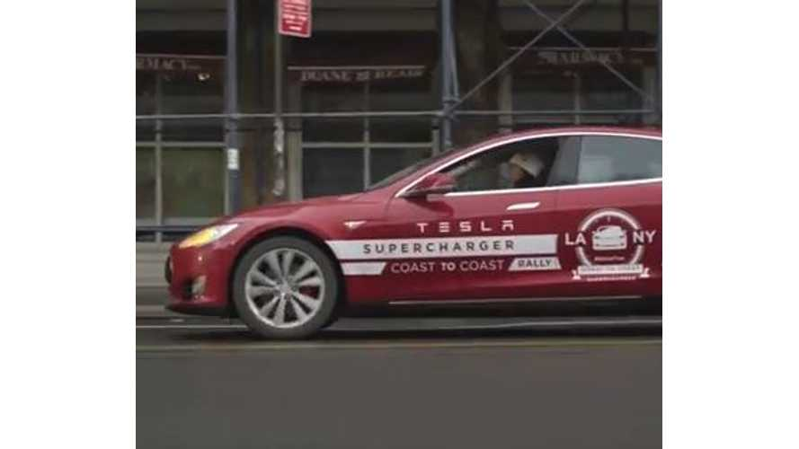 Tesla Motors Commercial - Hope