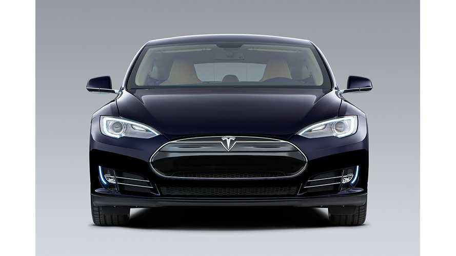 As of November 2013, 42 Out of Every 10,000 Vehicles Registered in Washington Were Tesla Model S EVs