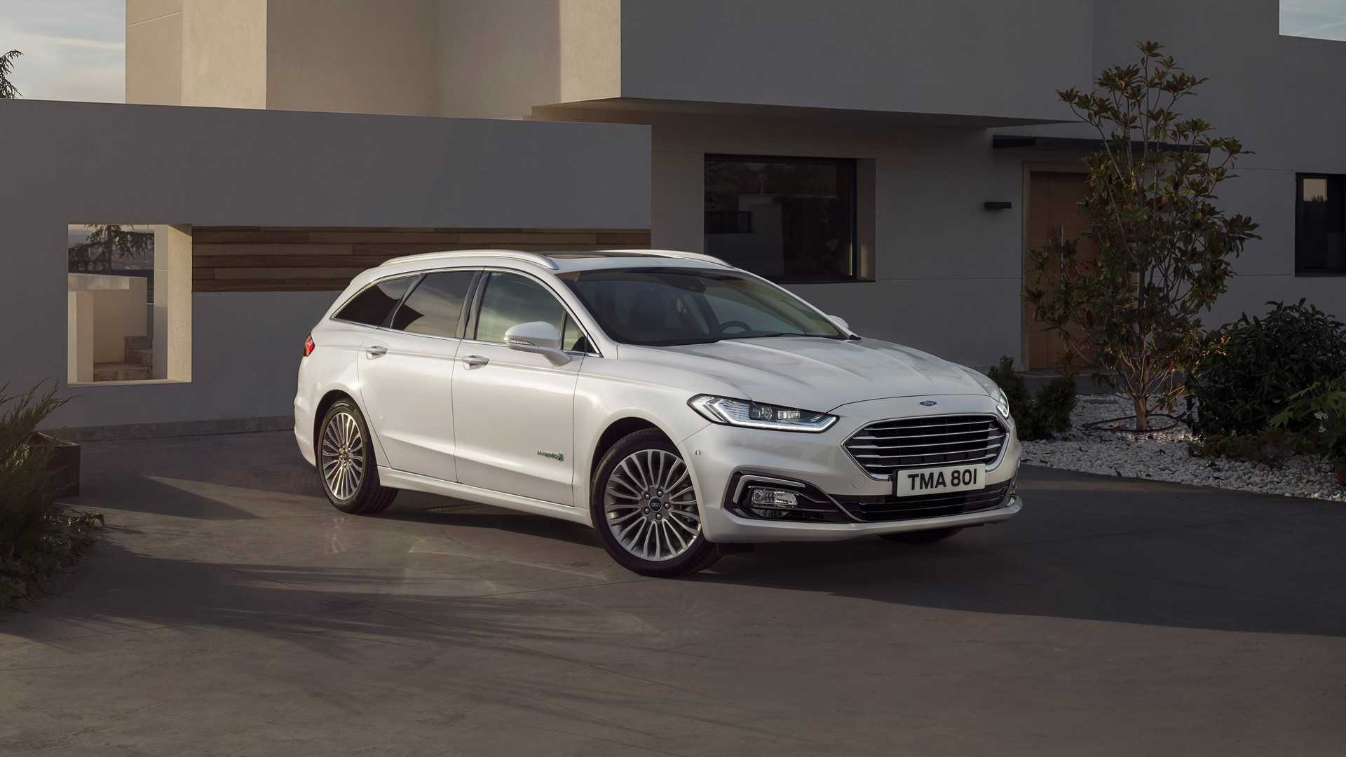 2021 Ford Mondeo Exterior and Interior
