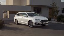 Ford Mondeo restyling 2019