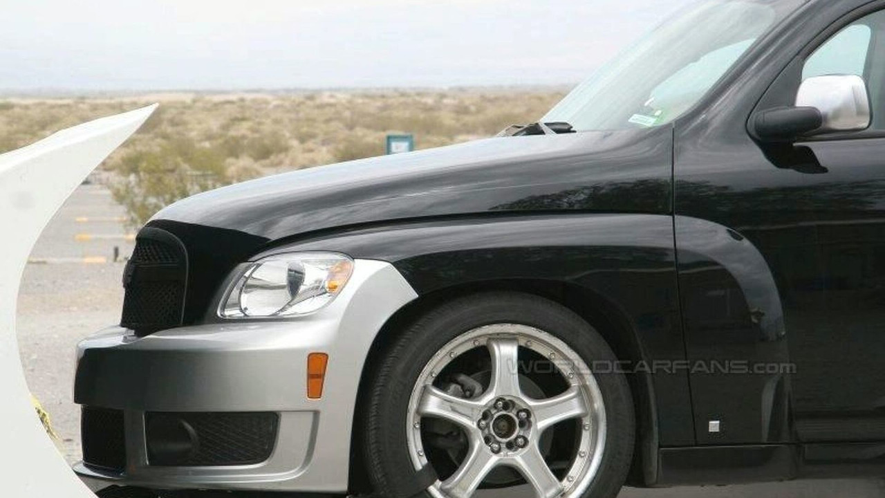 2008 chevy hhr ss turbo