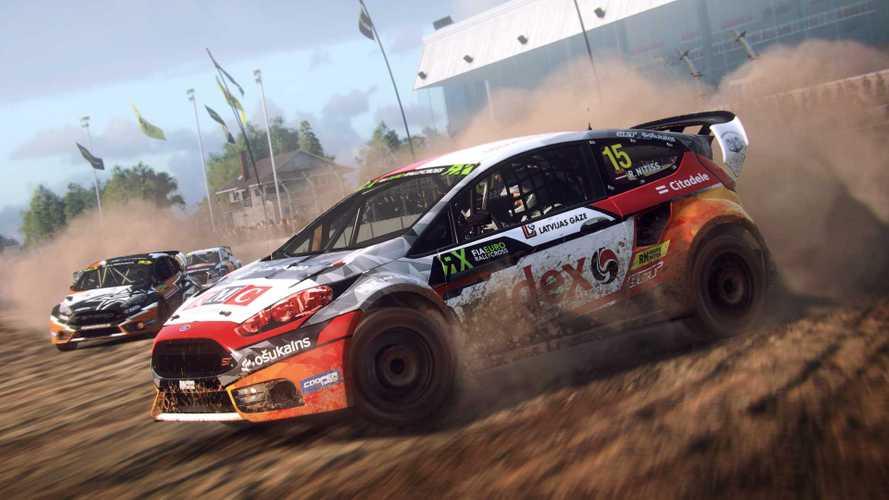 DiRT Rally 2.0, nuovo trailer con gli eventi FIA WRC