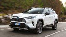 Toyota RAV4 Hybrid 2019 im Test