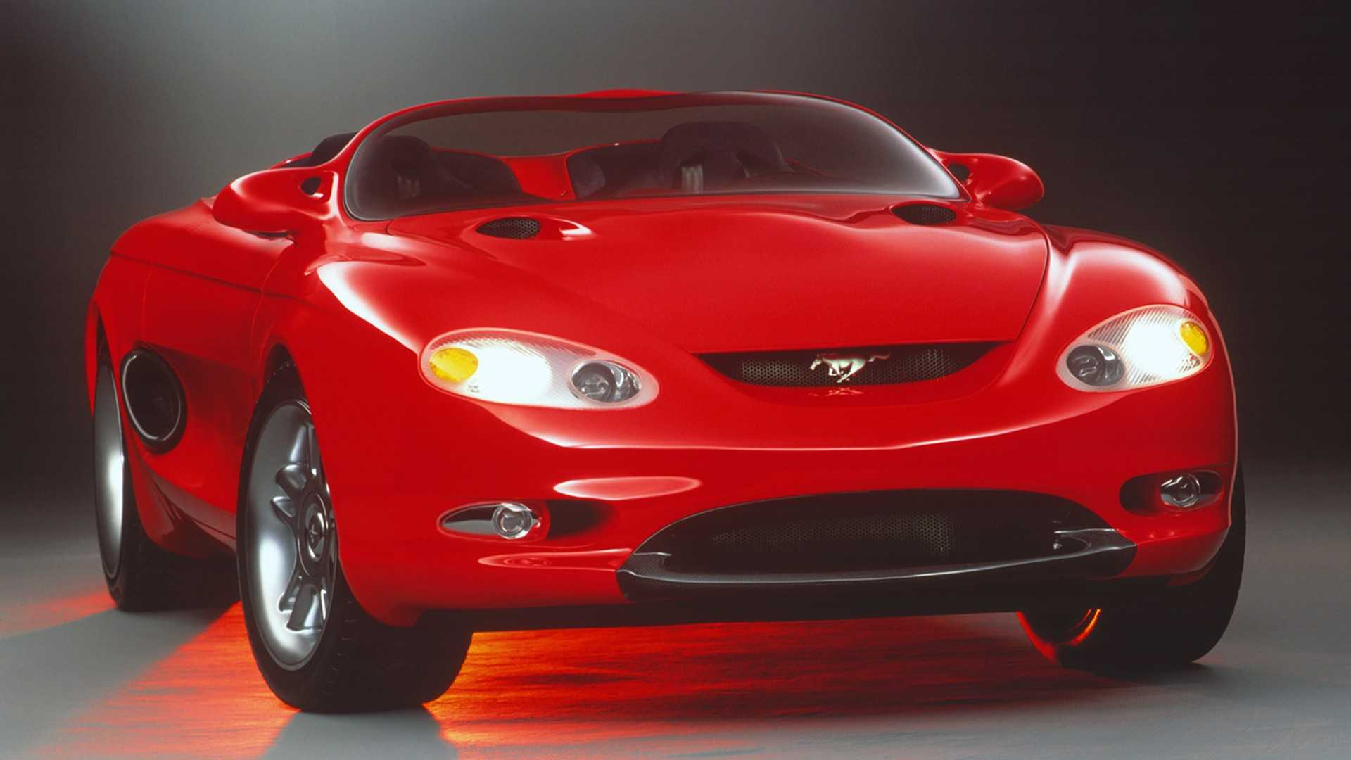 Ford Concept Cars >> 13 Long Lost Ford Mustang Concept Cars Motorious