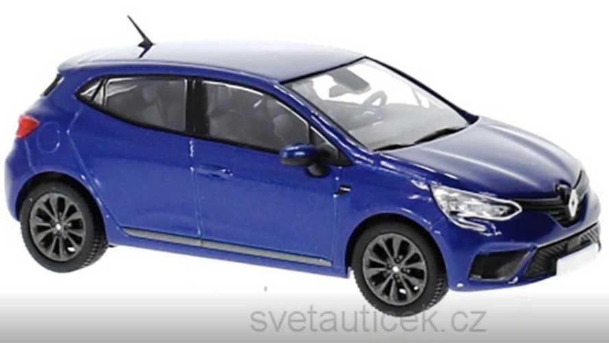 """Nuova Renault Clio, """"svelata"""" da un modellino?"""