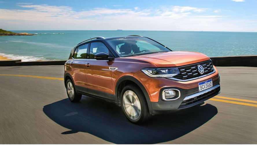 Volkswagen T-Cross já pode ser configurado no site; veja versões e preços