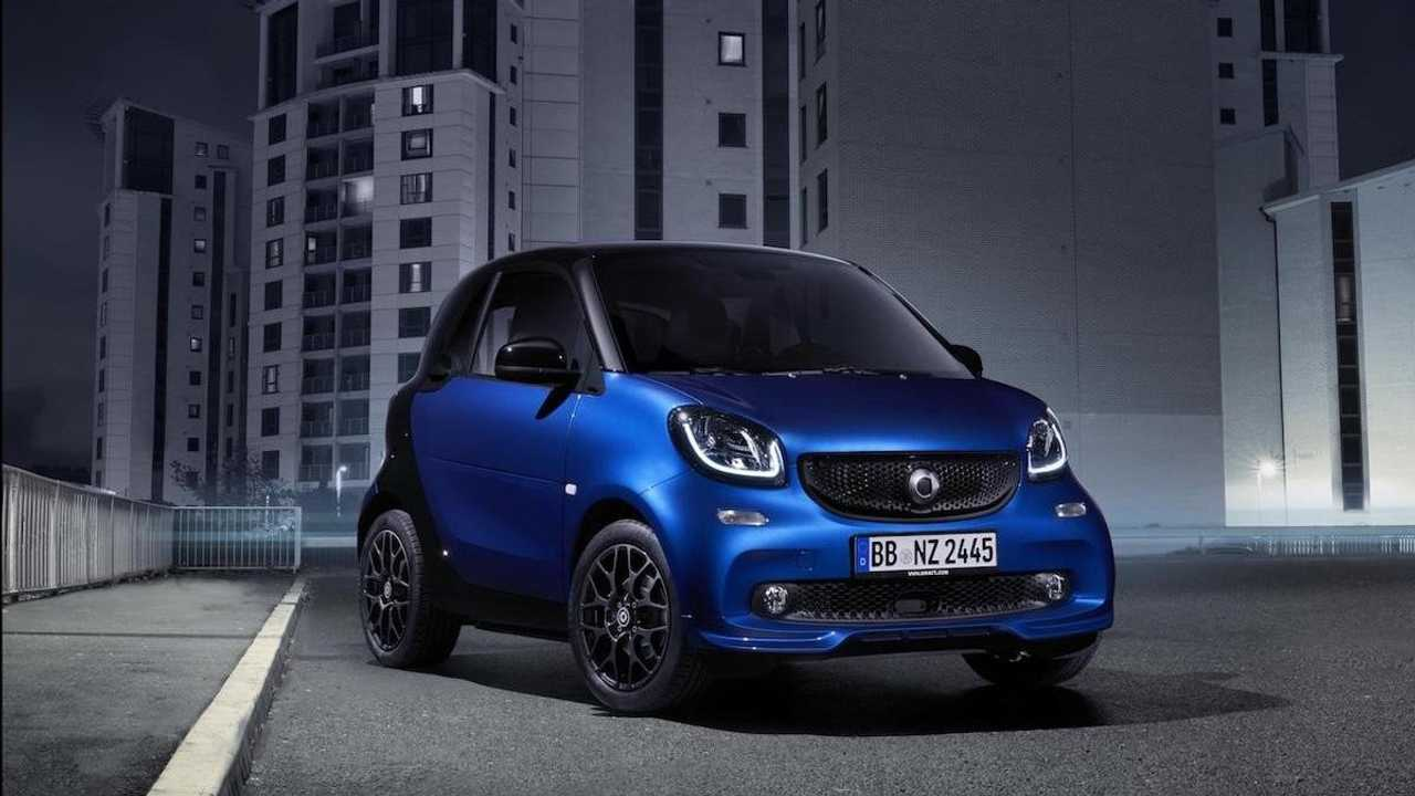 Smart Fortwo Urbanshadow Edition