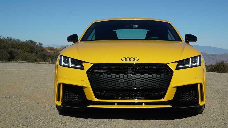 C'est officiel, la remplaçante de l'Audi TT sera électrique !