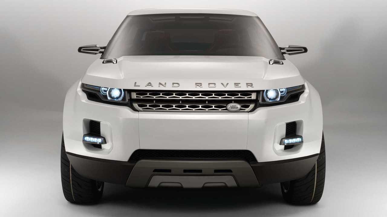 Range Rover LRX Concept (2008)