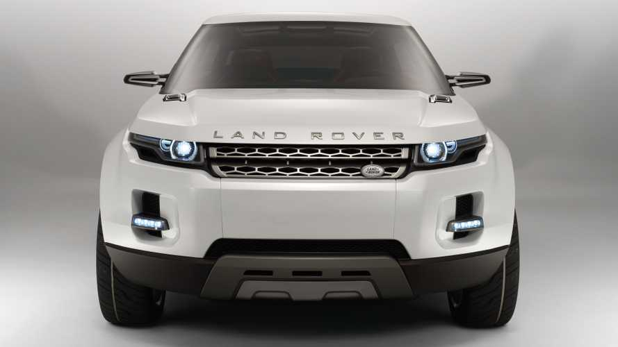 Concept oublié - Range Rover LRX Concept (2008)