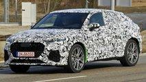 Audi RS Q4 (2020) Erlkönig zum ersten Mal erwischt