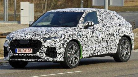 Première apparition du futur Audi RS Q4