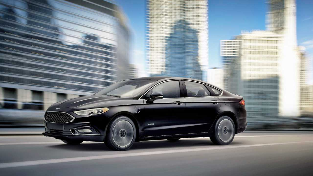 5. Ford Fusion Hybrid: 34.3 Percent