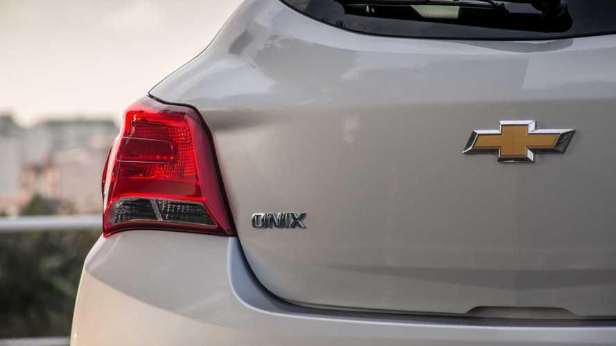 Chevrolet Onix logo
