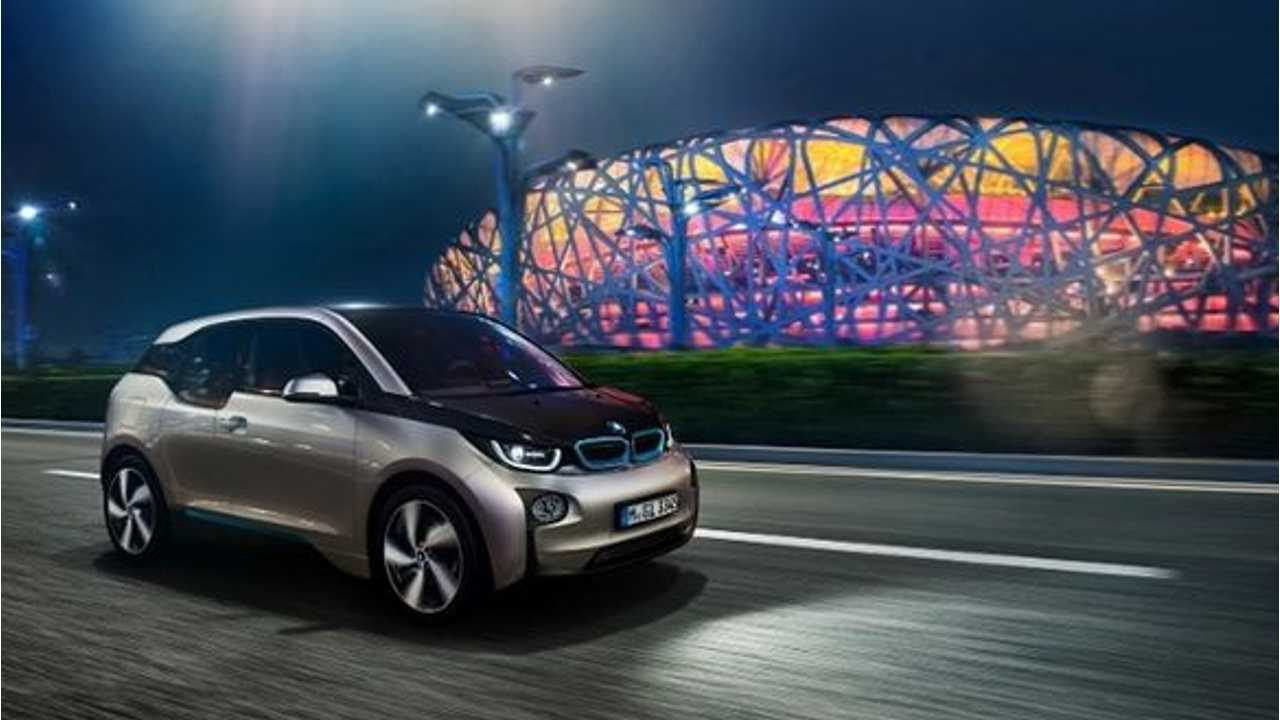 BMW i3 Officially Launches in UK