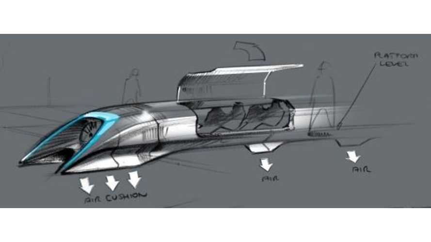 Video: Elon Musk Discusses Hyperloop in Conference Call With Bloomberg