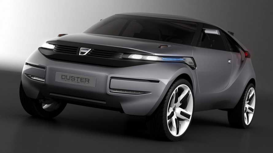 Dacia Duster Concept, innovativa già nel 2009