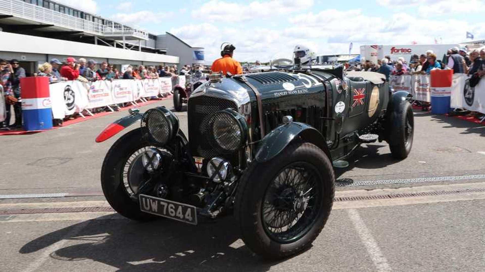 "[""Bentley 100-year celebrations""]"