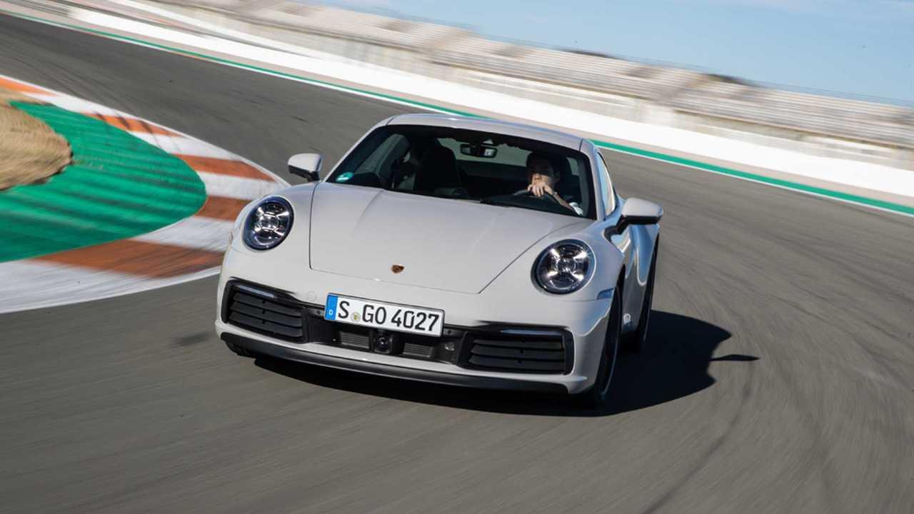 Porsche 911 (992) - Test-drive Valência
