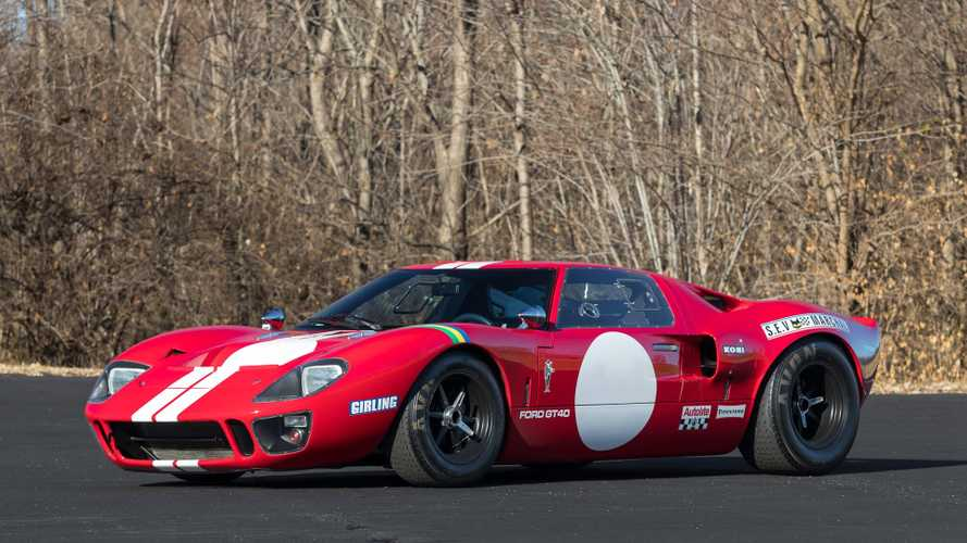 Relive Le Mans '66 In Your Own Ford GT40 Mk1