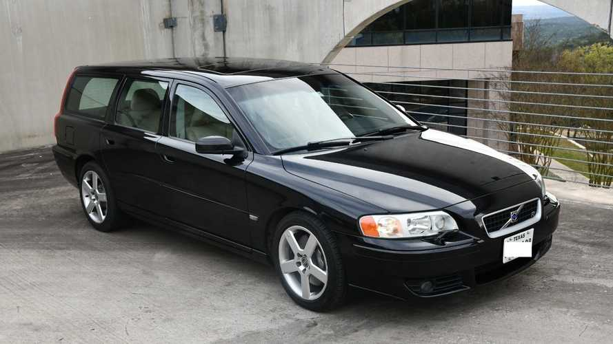 Are Hot Volvos Like This V70 R Climbing In Value?