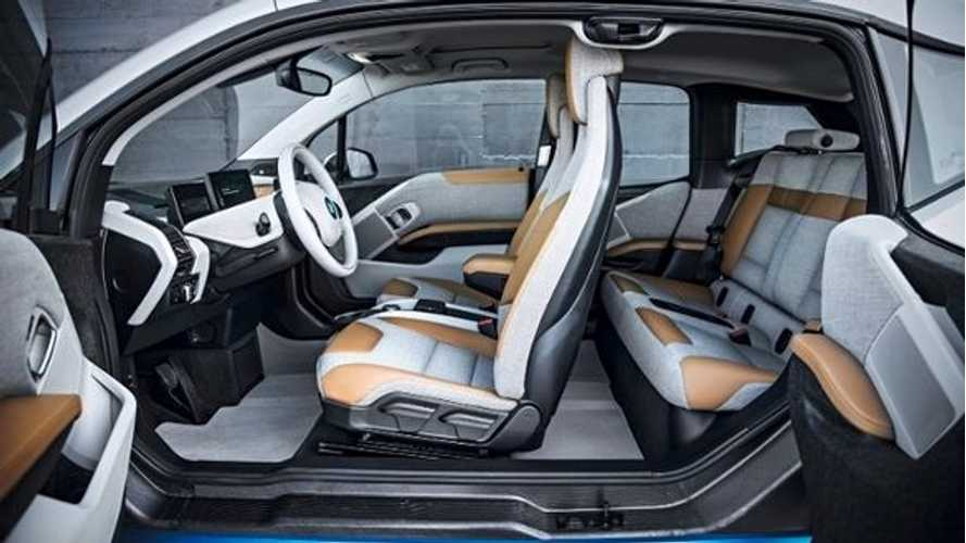 bmw i3 seating suicide door