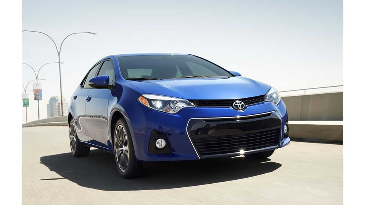 Do You Really Need A Picture Of The Toyota Corolla? At Least 3 Members Of Your Family Own One Already