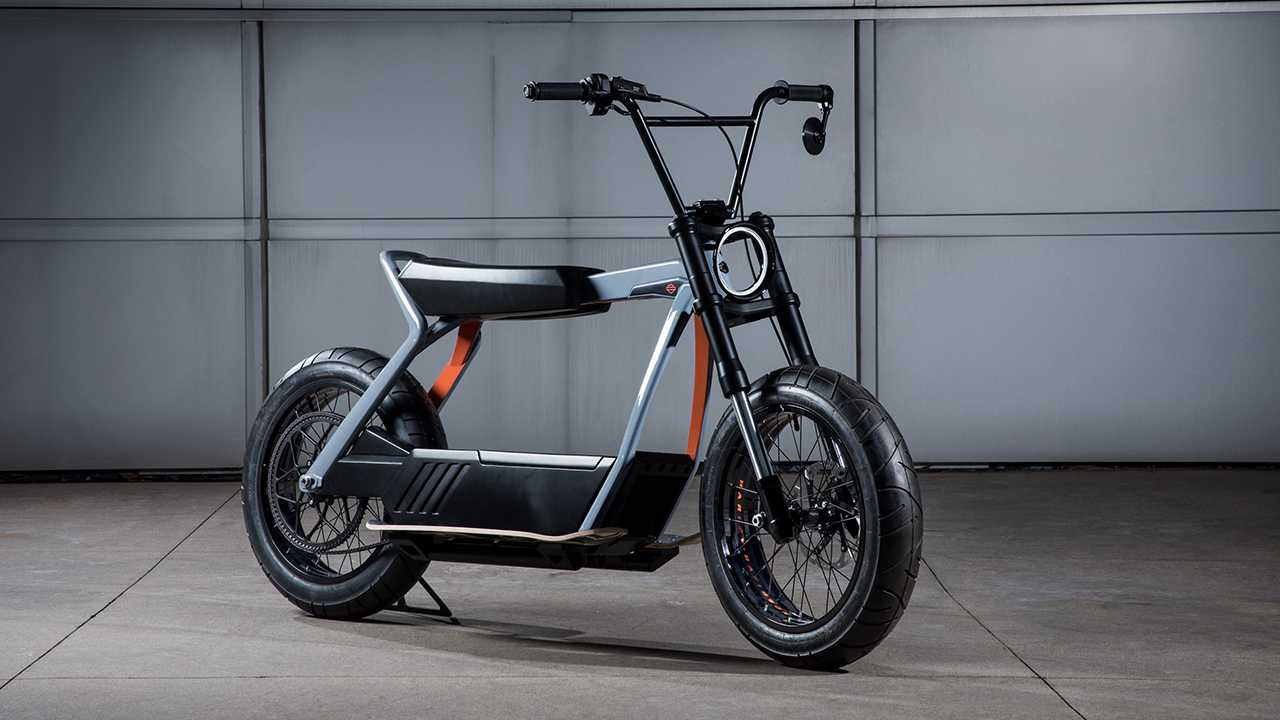 Harley-Davidson CES Electric Concepts