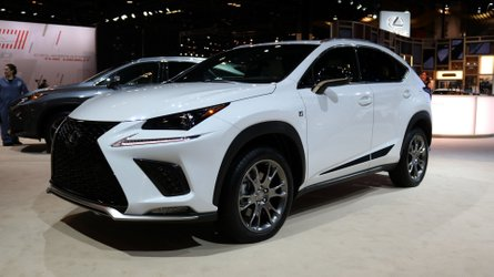 2019 Lexus NX Black Line Brings Extra Style To Chicago [UPDATE]
