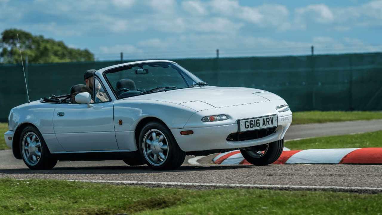 30 years of Mazda MX-5 Miata