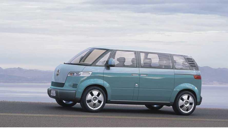 Prototipos olvidados: Volkswagen Microbus 2001