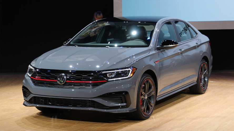 2019 Volkswagen Jetta GLI: Live From The Chicago Auto Show