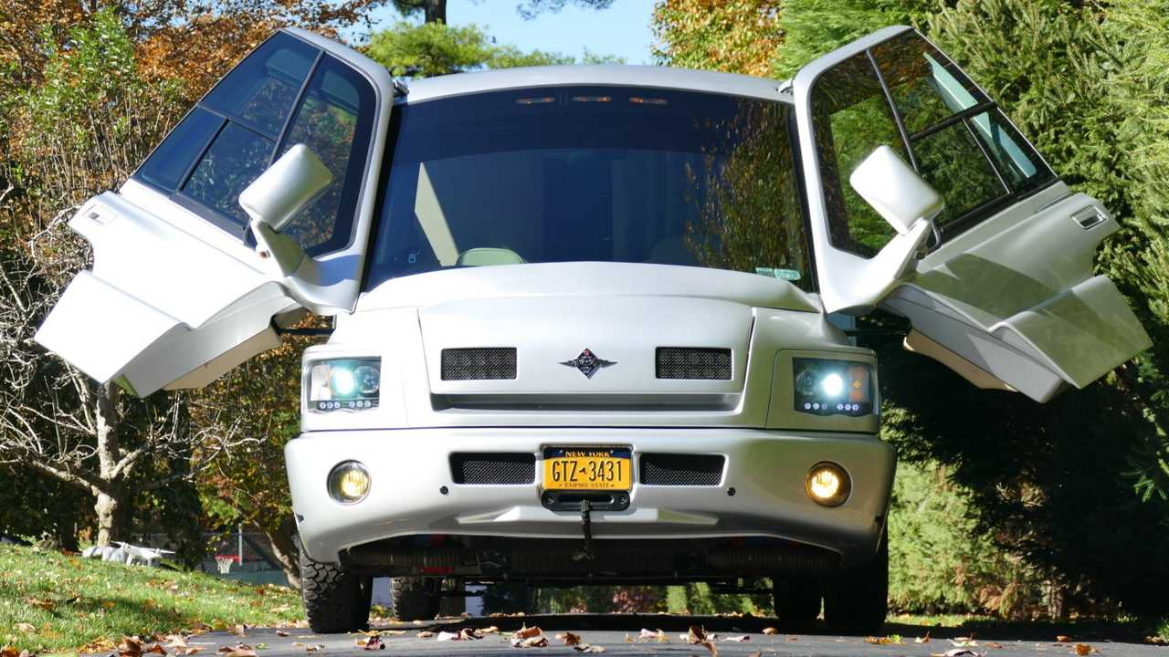 1997 Mauck Custom RV Front