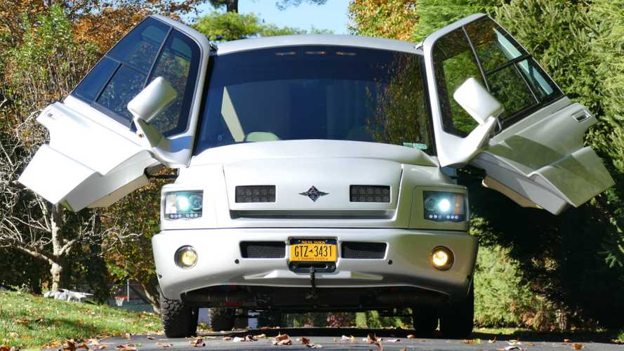 Behold The Most Magnificent Mauck Custom RV Ever Made