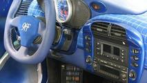 9ff GT9 interior