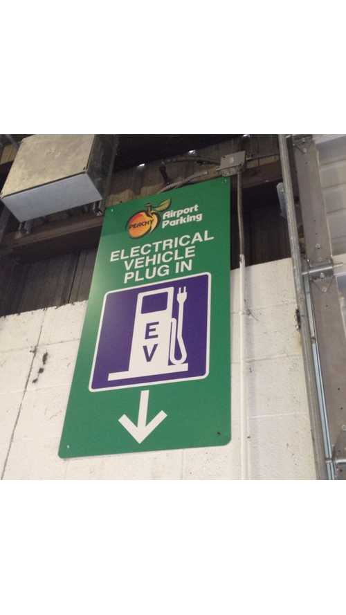 World's Largest Airport Has World's 2nd Largest Private Parking For EVs