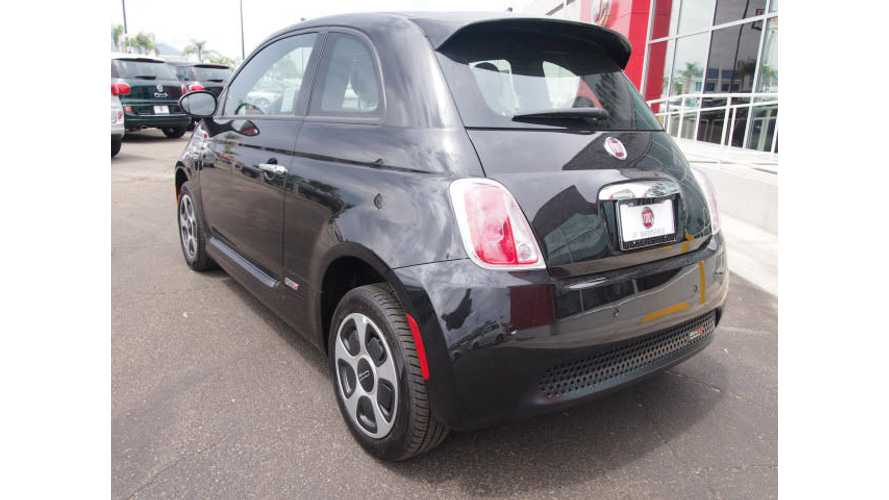 Fiat 500e Recalled For Possible Power Loss During Operation