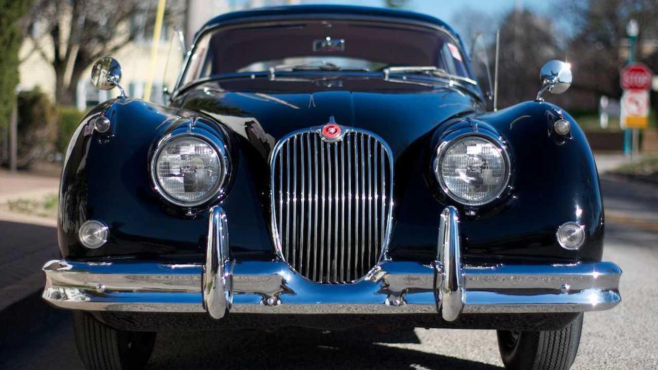 1959 Jaguar XK150 - $51,950