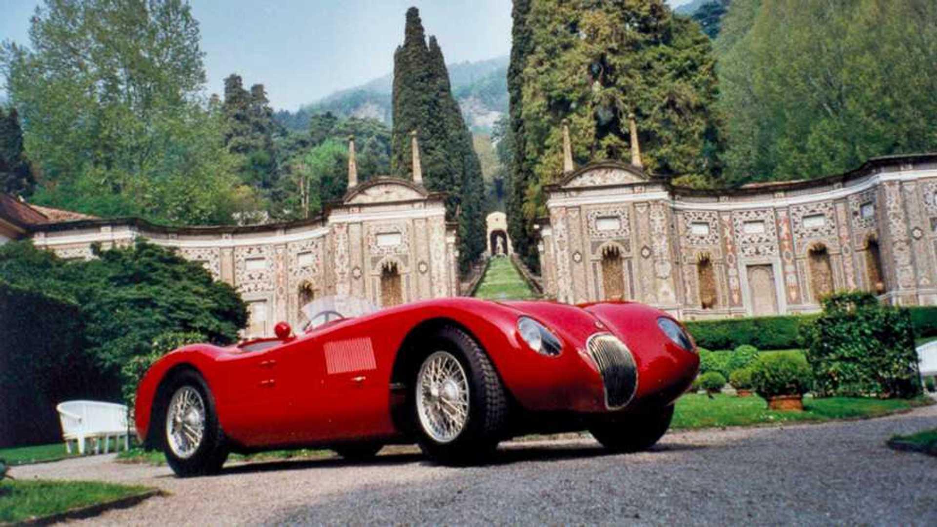 """[""""1952 Jaguar C-type""""]"""
