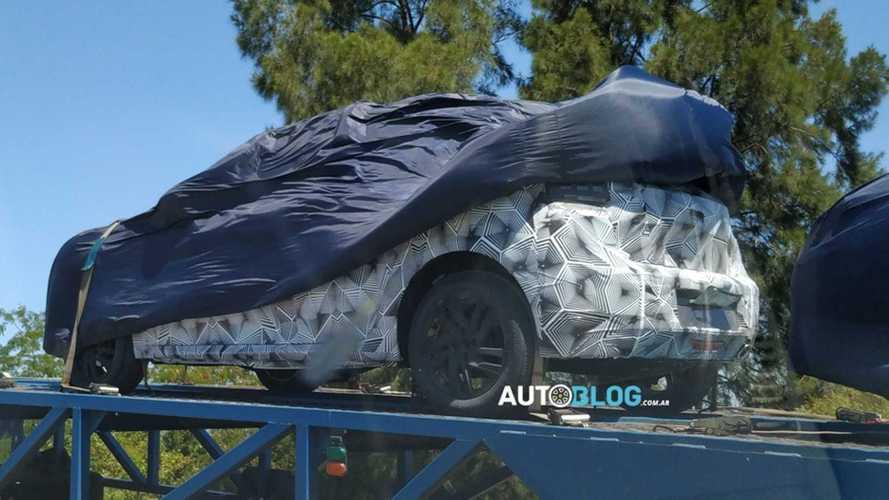 Flagra! Novo Peugeot 208 já está na Argentina, onde será produzido