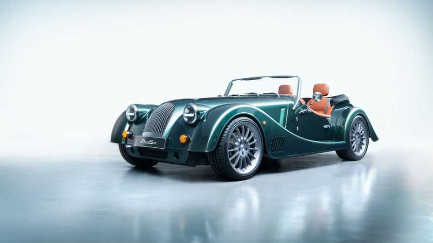 Morgan Plus Six 2019: nueva plataforma y motor BMW, con 335 CV