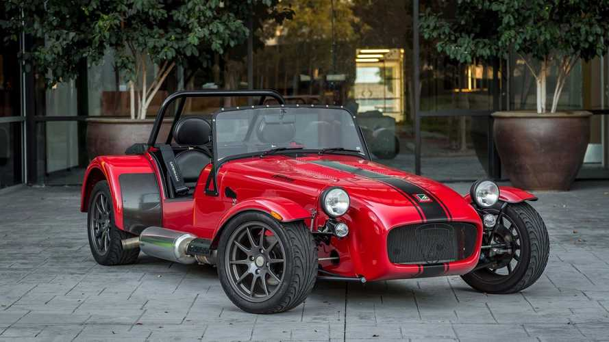 This Entry-Level Caterham Will Provide All The Fun