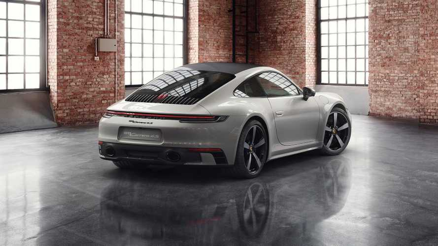 Porsche Exclusive already got its hands on the new 911