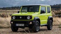 Suzuki Jimny 2019: los proyectos más alocados