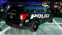 2020-as Ford rendőrségi interceptor segédprogram NAIAS