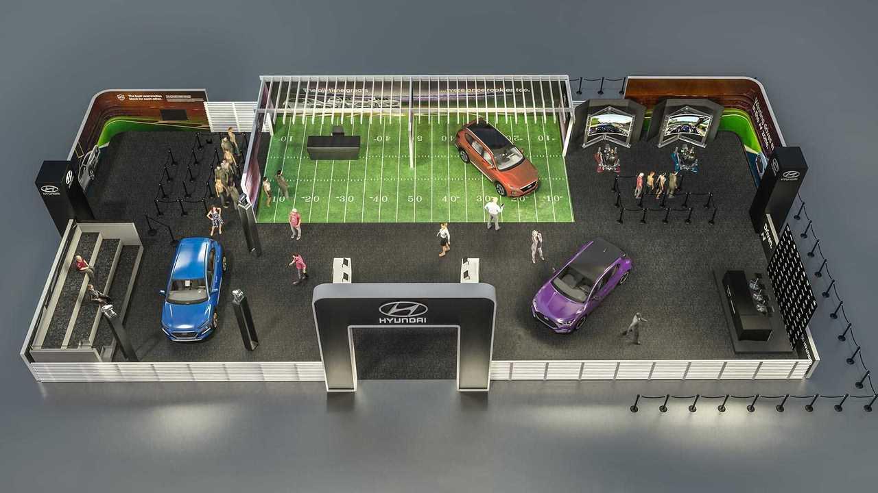 Hyundai Super Bowl 53 Commercial